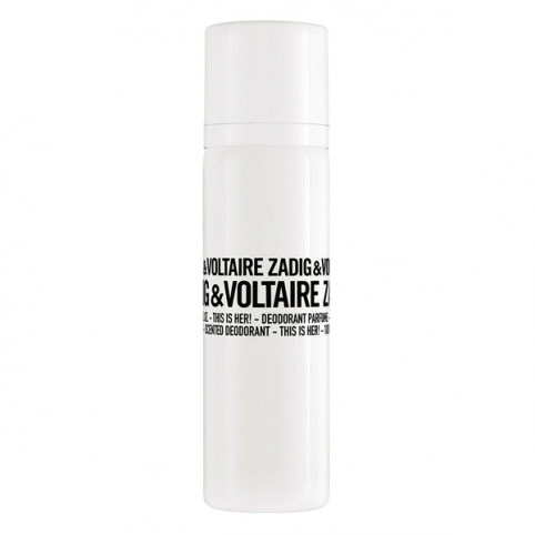 Zadig & voltaire this is her! deodorant vapo 100ml - ZADIG & VOLTAIRE. Perfumes Paris