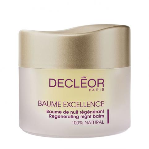 Decleor Excellence de l'Age Antiedad Global Baume Nuit Regenerant - DECLEOR. Perfumes Paris