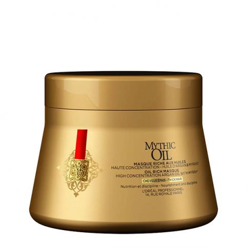 Mythic Oil Mascarilla Cabello Grueso - L'OREAL PROFESSIONAL. Perfumes Paris
