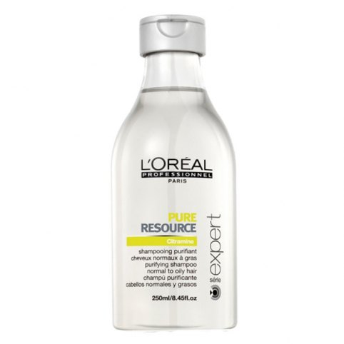 L'oreal expert champu pure resource 500ml - L'OREAL PROFESSIONAL. Perfumes Paris