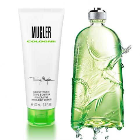 Set Cologne EDC - MUGLER. Perfumes Paris