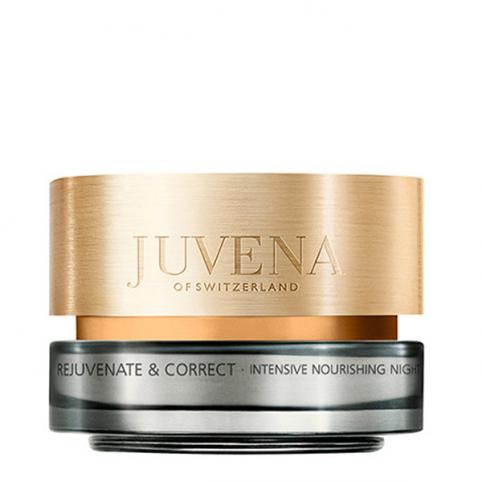 Rejuvenate & Correct Crema Nutritiva Intensiva Noche Piel Seca - JUVENA. Perfumes Paris