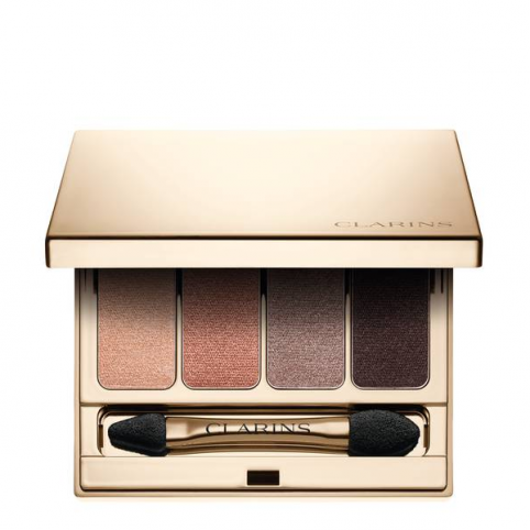 4-Colour Eyeshadow Palette - Nude - CLARINS. Perfumes Paris