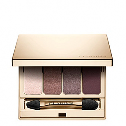 4-Colour Eyeshadow Palette - Rosewood - CLARINS. Perfumes Paris