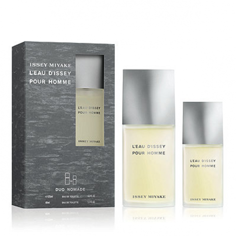Set issey pour homme 125ml+40ml - ISSEY MIYAKE. Perfumes Paris