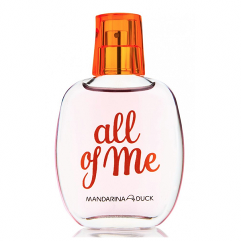 All of Me EDT Mandarina Duck - MANDARINA DUCK. Perfumes Paris
