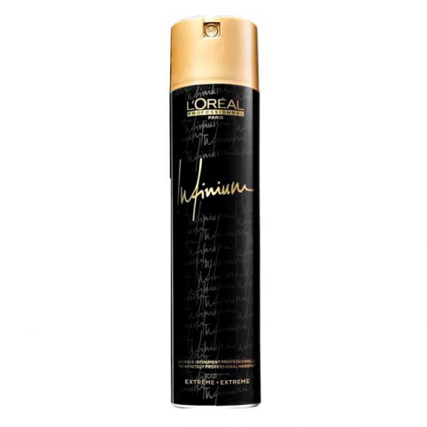 Infinium Extreme Laca 500ml - L'OREAL PROFESSIONAL. Perfumes Paris