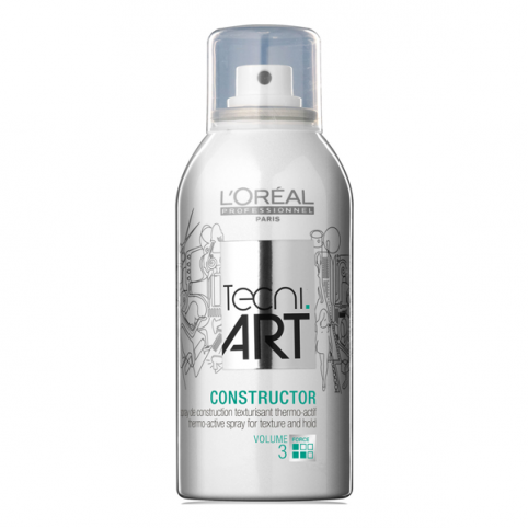 Volume Architect Constructor Spray Fijador - L'OREAL PROFESSIONAL. Perfumes Paris