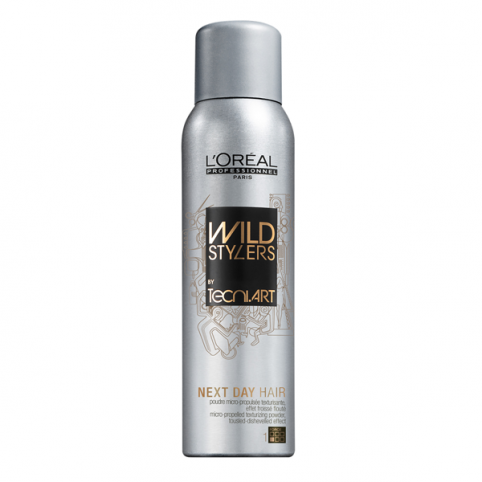 Wild Stylers Next Day Hair - L'OREAL PROFESSIONAL. Perfumes Paris