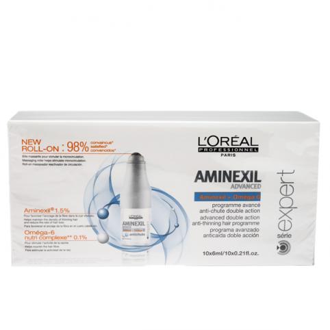 L'oreal expert aminexil ampollas anti-caida - L'OREAL PROFESSIONAL. Perfumes Paris