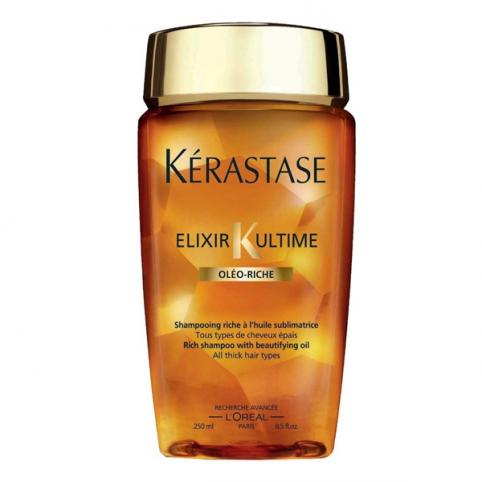 Elixir Ultime Oleo-Riche Champú - KERASTASE. Perfumes Paris