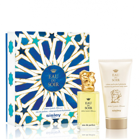 Set Eau de Soir EDP + Body Lotion - SISLEY. Perfumes Paris