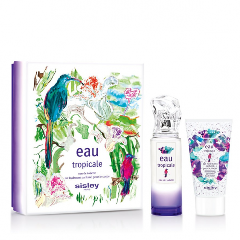 Set Eau Tropicale EDT - SISLEY. Perfumes Paris