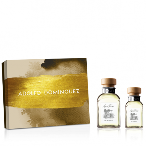 Set agua fresca - ADOLFO DOMINGUEZ. Perfumes Paris