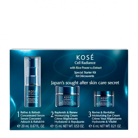 Set Cell Radiance - KOSE. Perfumes Paris