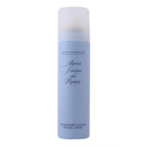 Agua Fresca de Rosas Desodorante Spray - ADOLFO DOMINGUEZ. Perfumes Paris