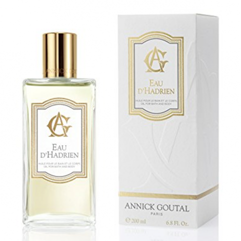 Annick goutal eau d'hadrien femme bath oil 200ml - ANNICK GOUTAL. Perfumes Paris