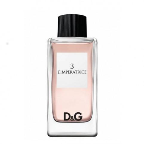 3 L'impératrice EDT - DOLCE & GABBANA. Perfumes Paris