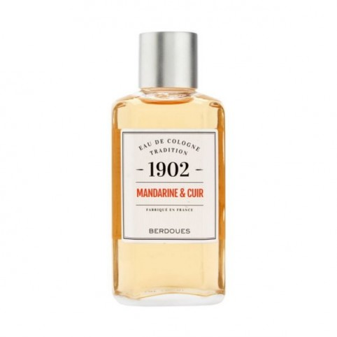 Mandarine & Cuir - BERDOUES. Perfumes Paris