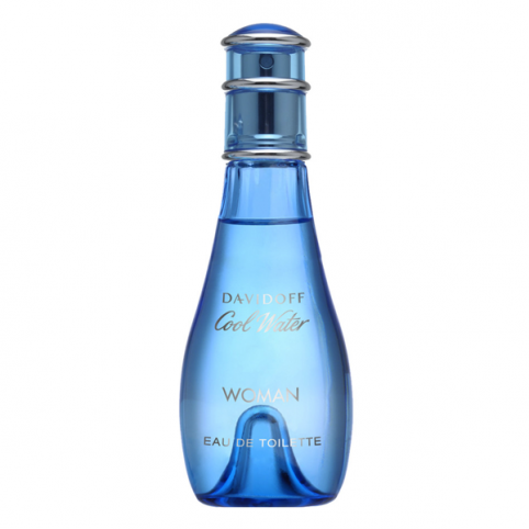 Cool Water Woman EDT - DAVIDOFF. Perfumes Paris