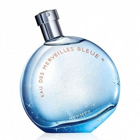 Hermes eau des merveilles bleue - HERMES. Perfumes Paris