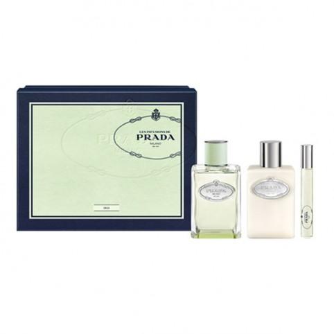 Set Prada Infusion Iris EDP - PRADA. Perfumes Paris