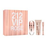 Set 212 Vip Rose 80ml Carolina Herrera - CAROLINA HERRERA. Comprar al Mejor Precio y leer opiniones