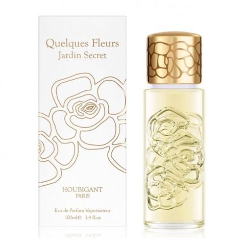 Houbigant Quelques Fleurs Jardin Secret EDP - HOUBIGANT. Perfumes Paris