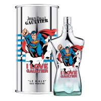 Le Male Eau Fraiche Superman EDT - JEAN PAUL GAULTIER. Comprar al Mejor Precio y leer opiniones