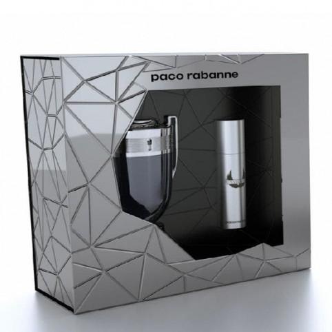 Set Invictus EDT - PACO RABANNE. Perfumes Paris