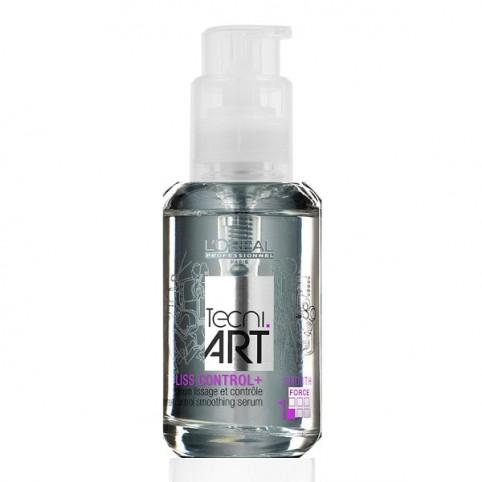 L'Oreal Tecni.Art Smooth Liss Control+ Serum - L'OREAL PROFESSIONAL. Perfumes Paris