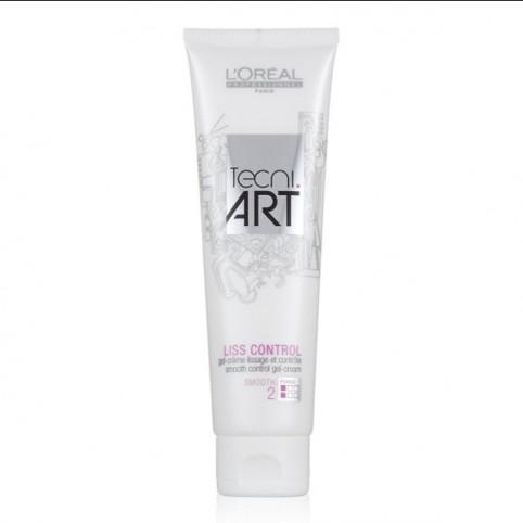 L'Oreal Tecni.Art Smooth Liss Control Crema - L'OREAL PROFESSIONAL. Perfumes Paris