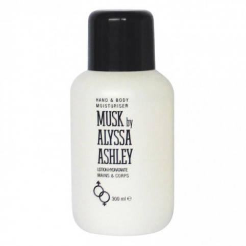 Alyssa Ashley Musk Body Lotion - ALYSSA ASHLEY. Perfumes Paris