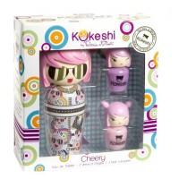 Set Kokeshi by Valeria Attinelli Cheery EDT - JESUS DEL POZO. Comprar al Mejor Precio y leer opiniones