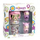 Set Kokeshi by Valeria Attinelli Cherry EDT