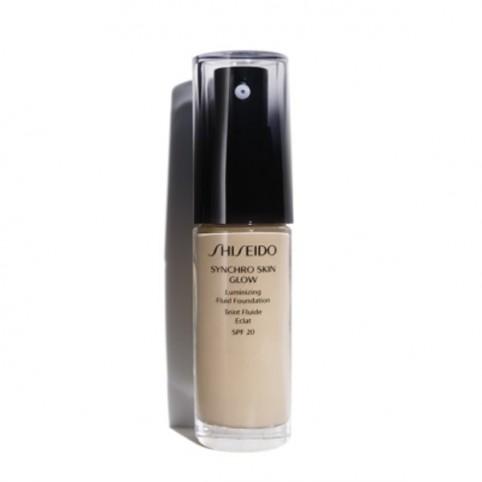 N2 Shiseido Synchro Skin Glow Luminizing Fluid Foundation - SHISEIDO. Perfumes Paris