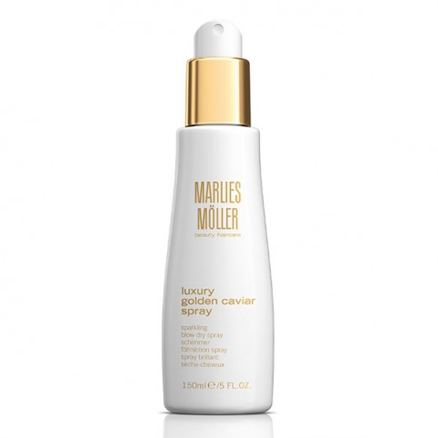 Marlies Moller Golden Caviar Blow Dry Spray - MARLIES MOLLER. Perfumes Paris