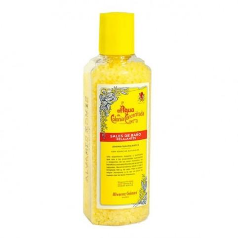 Sales de Baño Agua Colonia Concentrada - ALVAREZ GOMEZ. Perfumes Paris