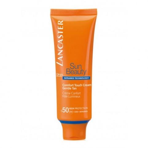 Lancaster Sun Beauty Face Comfort Touch Cream SPF50 - LANCASTER. Perfumes Paris