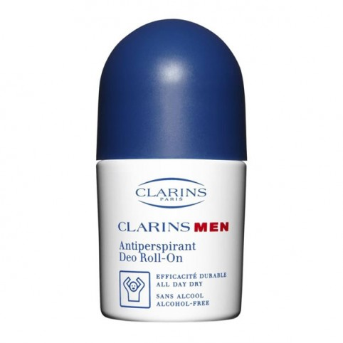 Clarins Men Desodorante Antitranspirante Roll On - CLARINS. Perfumes Paris