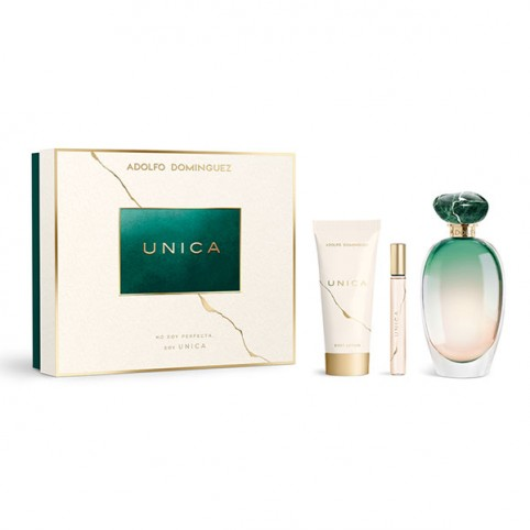Set Unica Adolfo Dominguez EDT - ADOLFO DOMINGUEZ. Perfumes Paris