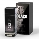 212 Vip Black Men EDT