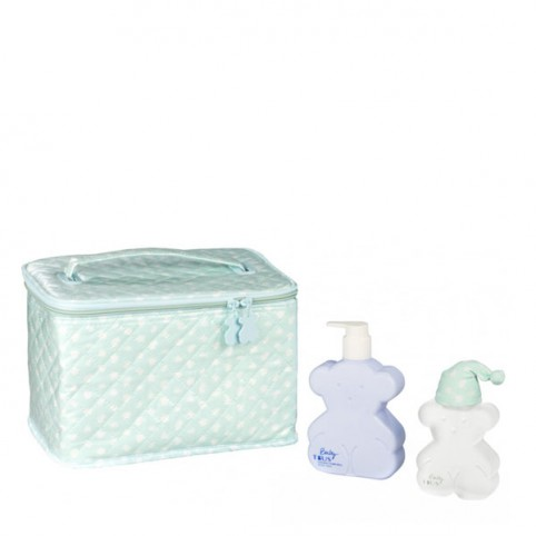 Set Tous Baby 100ml + Body Lotion 250ml + Neceser - TOUS. Perfumes Paris