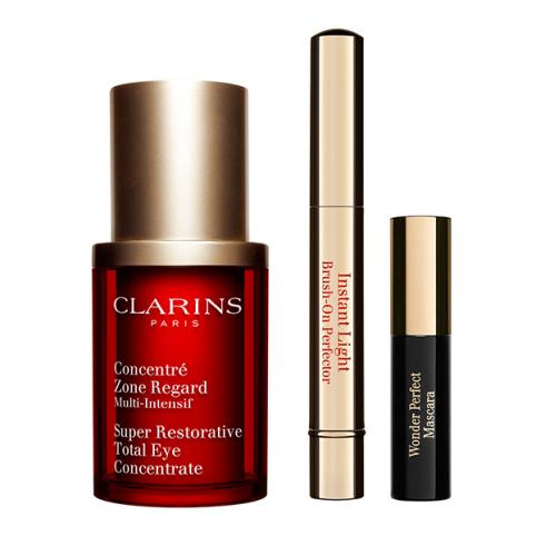 Set Clarins Multi Intensiva Ojos + 2 Minitallas - CLARINS. Perfumes Paris
