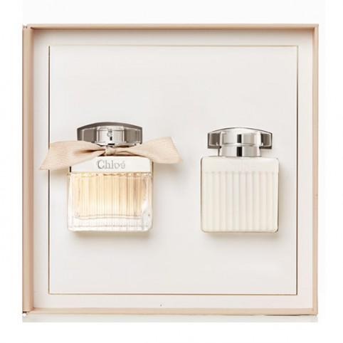 Set Chloe EDP 75ml + Body 75ml + EDP 5ml - CHLOE. Perfumes Paris