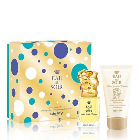 Set Eau de Soir 30ml + Crema Eau de Soir 50ml - SISLEY. Perfumes Paris