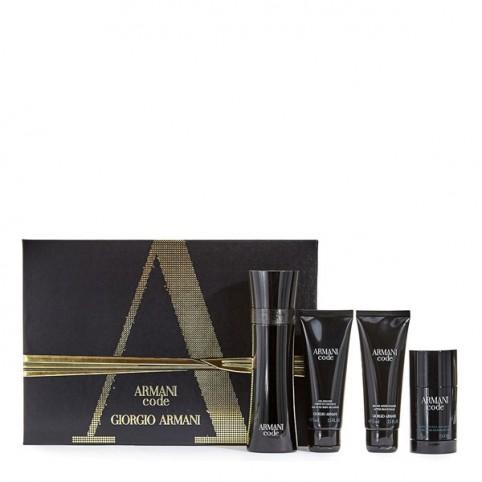 Set Armani Code Hombre EDT - ARMANI. Perfumes Paris