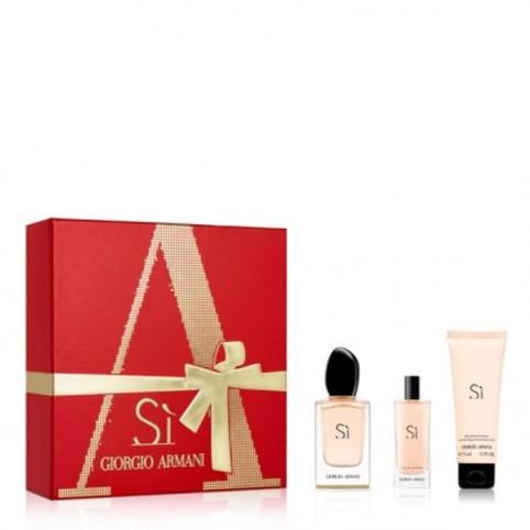 Set Armani SI EDP - ARMANI. Perfumes Paris