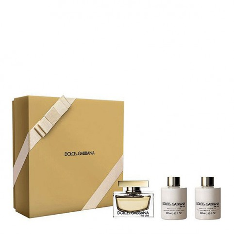 Set Dolce Gabbana The One EDP - DOLCE & GABBANA. Perfumes Paris