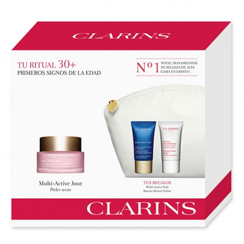 Set clarins multi activa dia ps - CLARINS. Perfumes Paris